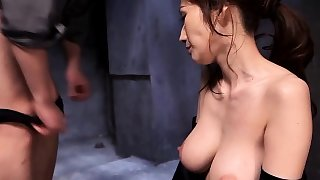 Fantasy costume nippon fucked in roleplay