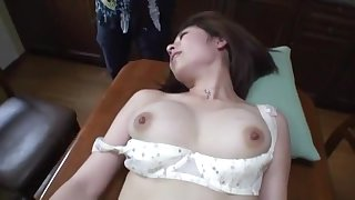 Exotic Japanese slut Kaede Himeki in Horny Hairy, Big Tits JAV scene