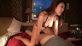 Incredible Japanese slut Reiko Kobayakawa in Hottest Doggy Style, Big Tits JAV scene