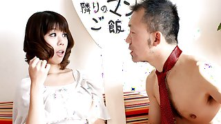 Sakura Aragaki in girl Sakura Aragaki gets into adult world - AviDolz
