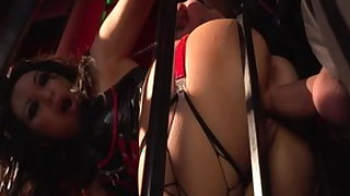 Horny pornstar Asa Akira in hottest asian, tattoos adult video