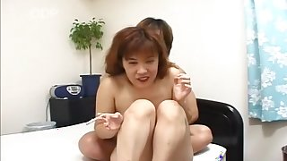 Shy Asian Mako Opens Up For The Camera