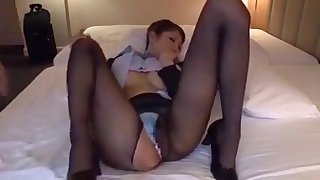 real flight attendant room service 2