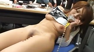 Incredible Japanese slut Misaki Asoh, Mika Nakajou, Aya Sakuraba in Best Public, Secretary JAV video