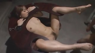 Exotic Japanese model Mika Osawa in Fabulous Cunnilingus, Cougar JAV clip