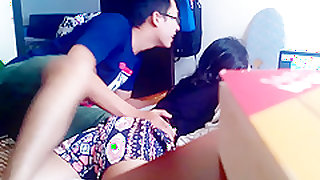 Asian make hidden cam