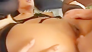 Horny Amateur clip with Double Penetration, Asian scenes