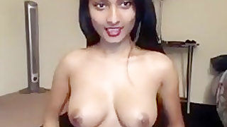 Horny Webcam movie with Asian, Big Tits scenes