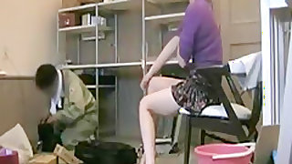 Japanese naughty wife needs cable exhibitionist