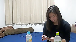 Nampa Tsurekomi, Hidden Camera 104 Saki 25-year-old factory tour usher