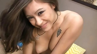 Super tight Asian bitch getting fucked