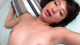 Asian Milf Yuki Ooe Does More Than Study With Guy