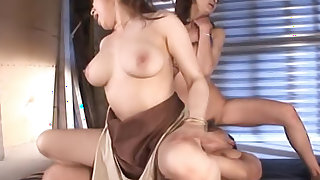 Shihori Endoh and Reiko Yamaguchi are two Asian dolls