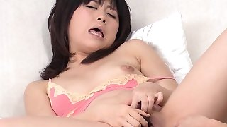 Sexy Japanese girl feels horny and enjoys a remarkable